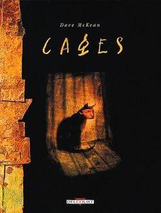 "Dave McKean's ""Cages"""