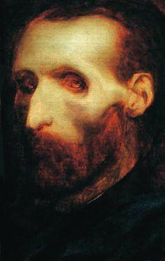 Théodore Géricault - Last Self Portrait as a Dying Man (1824)
