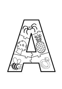Arquivo dos álbuns Alphabet Activities, Learning Activities, Activities For Kids, Phonological Awareness, Preschool Classroom, Worksheets For Kids, Pre School, Phonics, Literacy