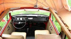 1971 VW Camper Van by Dor