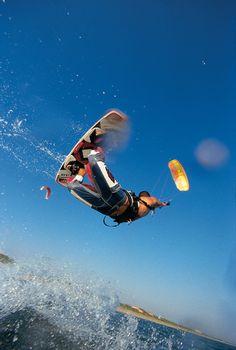 Kitesurfing pro milovníky adrenalinového sportu - Talamone