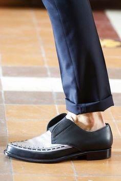 Lanvin Spring 2016 Menswear - Details - Gallery - Style.com
