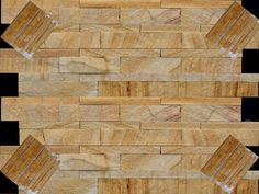 Yellow Teak Sandstone stacked cultured split face elevation wall cladding tiles, View exterior wall cladding tiles, JAI STONE Product Details from JAI STONE EXPORT