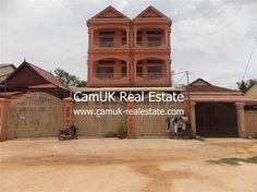 $600 Per month - A dwelling house for rent in located in Svay Dangkum commune, Siem Reap town. It…