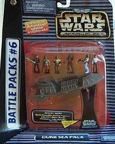 Micro Machines Star Wars Action Fleet Classic Battle Packs #9 Endor Adventure