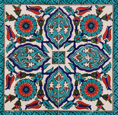 Everything in #Istanbul tells a story...   Explore the diverse and vibrant city with a strange combination of #Tile #art of the traditional culture and the modern works of today!