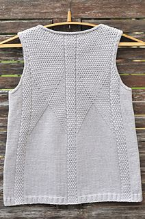 Another clever Norah's design. The basket weave stitch pattern forms a-line shape without any stitch decrease. Classic, elegant top you can wear even in the office. It was time consuming project,. Knitting Designs, Knitting Projects, Knitting Patterns, Knit Basket, Basket Weaving, Summer Knitting, Stitch Patterns, Knit Crochet, Creations