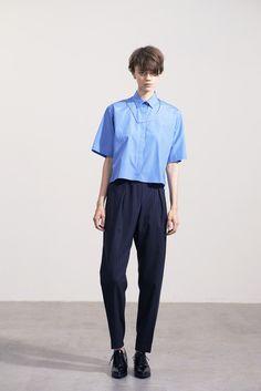 [No.5/19] JOHN LAWRENCE SULLIVAN 2014春夏コレクション | Fashionsnap.com