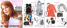 VOID Watches featured in InStyle's February issue