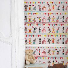 Self Adhesive Wallpapers With Vibrant Character