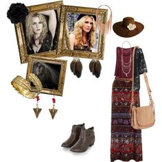 Great Stevie and Misty inspired combo.