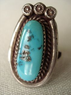 Lovin turquoise jewelry right now.