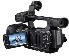 XF105 and XF100: Canon's smallest professional camcorders yet -- Engadget