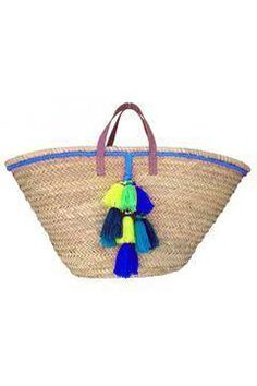 6b9da1b88 Shoptiques Products: Remy Tassel Tote French Baskets, Boutique Clothing,  Fashion Boutique, Leather