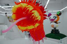 Jason Hackenwerth - He makes the worlds most incredible balloon animals!