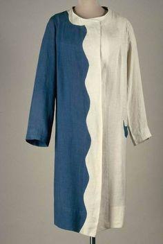 Sonia Delaunay at Tate Modern Sonia Delaunay, 20s Fashion, Fashion 2020, Vintage Fashion, 1920s Outfits, Chic Outfits, Fashion Prints, Fashion Design, Textiles