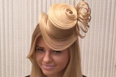 Georgy Kot's hairstyle that makes hair look like a hat