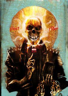Ghost Rider by Uwe De Witt