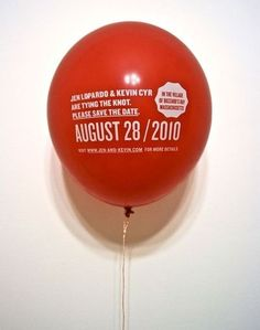 balloon invite