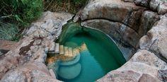 Riemvasmaak Hot Springs