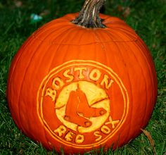 Read my pumpkin carving tips and carve a pumpkin for your favorite sports team: http://landscaping.about.com/od/healthconcerns/qt/carving_pumpkin.htm
