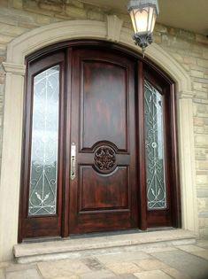 Enchanting Wooden Exterior Door Ideas Home Ideas Doors, Wooden Doors, Exterior Doors, Wooden Front Doors, Gate Design, Wooden Door Design, Wood Doors Interior, Door Design Interior