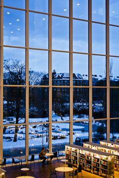 Reform Cph Kitchen / Work of our Designer Henning Larsen / Malmö Library by Henning Larsen / Malmø