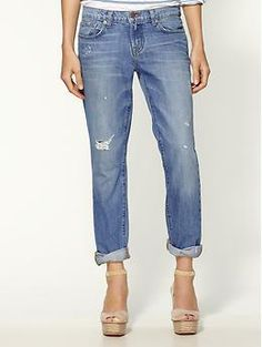 J Brand Aidan Slouchy Boy Jean | Piperlime - Best worn by the campfire while roasting marshmellows