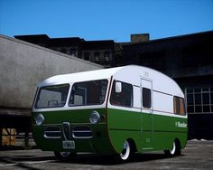 After all these years, I'm still in love with the Saab Motorhomes!-Azaan