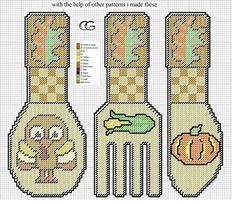 Thanksgiving cutlery