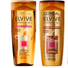 Shampoo And Conditioner: L'Oreal Elvive Extraordinary, £6,66