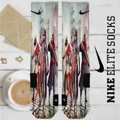 Assassin's Creed Chronicles Custom Nike Elite Socks