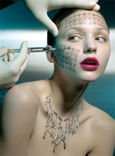 BEST BEAUTY MOMENTS OF 2012: An Un-Wrinkle in Time - Making headlines: quick and minimally-invasive facial innovations, such as the iPixel, a new fractional laser that's boosted up on wheels so it can zip across your face in five minutes, leaving firming skin; and Dermapen, a device with vibrating needles that stimulates collagen production while also shooting anti-aging ingredients like vitamin C and hyaluronic acid
