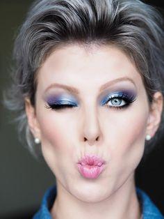 Você sabe como passar blush? A maquiadora Suelen Johann ensina!
