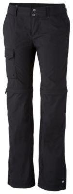Women's Silver Ridge™ Convertible Pant – Plus Size Cargo Pants, Convertible, Black Jeans, Plus Size, Silver, Columbia, Road Trip, Camping, Women