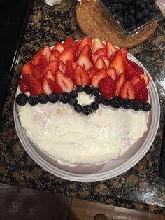 #pokemon cake I made to celebrate Pokken Tournament!  Check out http://mind-speaks.com