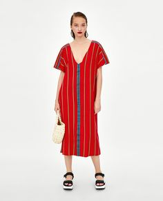 SACK DRESS from Zara