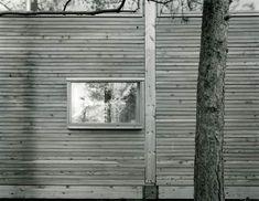 Summer House by Carl-Viggo Hølmebakk Wood Siding, Blinds, Garage Doors, Curtains, Architecture, Outdoor Decor, Summer, House, Home Decor