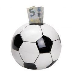 Spaarpot Voetbal, Ø 12 cm online kopen, snelle levering | Lobbes.nl