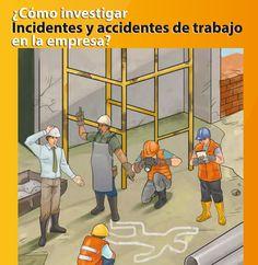 SGSST | Cartilla ¿Como investigar Incidentes y accidentes de trabajo ?