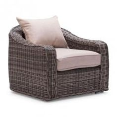 Buy Praia Armchair Light Brown online with free shipping from thegardengates.com