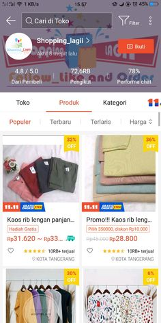 Best Online Clothing Stores, Online Shopping Sites, Online Shopping Clothes, Online Shop Baju, Korean Outfit Street Styles, Clothing Hacks, Girly Outfits, Shops, Cool Things To Buy