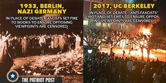 Hmmm, maybe best they DO burn down Berkeley! At least the paid protest would have a positive outcome.