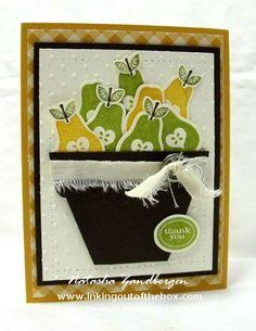 "by Natasha Zandbergen, Inking out of the Box **** SU ""Perfectly Preserved"", 2012 Holiday Mini."