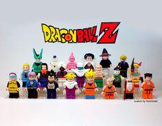 LEGO Dragon Ball Z #lego #legominifigure #minifigure #dragonballz