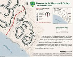 View larger image of Pinnacle Gulch Trail Trails Challenge Map