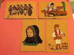 cartoline in sughero