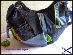 maritabw macht's möglich: Meine Jeanstasche vom Blind Sew Along