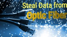 Kevin Mitnick Hack Fiber Optic and Steal Sensitive Data