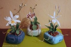 orchids By RoadrunnerGER on CakeCentral.com